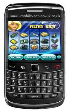 Filty Rich Mobile Slot Game