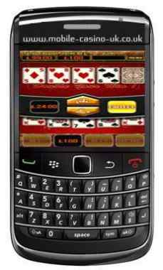 Mobile Poker Game