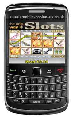 The Only Way Is Slots Mobile Slot Game