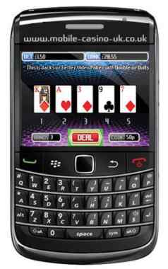 Video Poker Mobile Game
